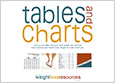 Tables & Charts Booklet